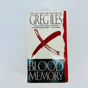 Blood Memory, a book by Greg Iles - GUC
